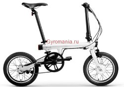 Электровелосипед Xiaomi Mijia QiCYCLE, белый