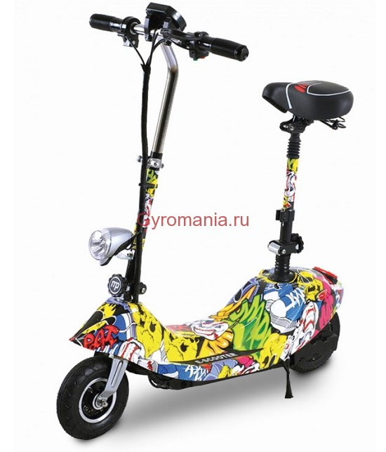 Электросамокат E-Scooter SF8 Light