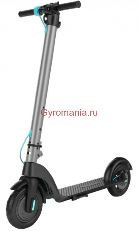 Электросамокат E-Scooter HX X7 off-road Air Grey